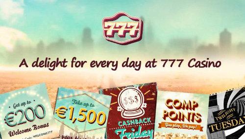 VIP 777 Casino